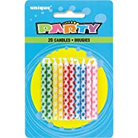 Birthday Candle Party Supplies