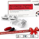 Beruhigungs-Zäpfchen® für Leverkusen-Fans   Lakritz-Zäpfchen für Bayer 04-Fans zur Einnahme bei Niederlagen   Gladbach, Köln & Fußball-Fans Aufgepasst witzige Fanartikel & Geschenke