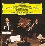 Mozart : Concertos pour piano n° 19 et n° 23