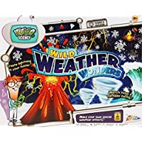 Grafix Wild Weather Wonders Educational Science Experiments Kit