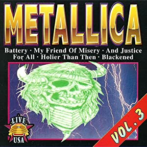 Metallica - Through The Never (US, BLCKND021-2)