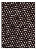 Unbekannt Wf 8116 IM Kupfergitter, 0,31 cm, 1,5 m-Rolle