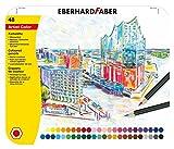 Eberhard Faber 516148 - Farbstifte Artist Color, 48er Blechetui