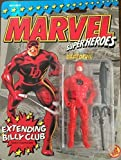 "Marvel Super Heroes Daredevil 5"" Action Figure (1990 ToyBiz)"