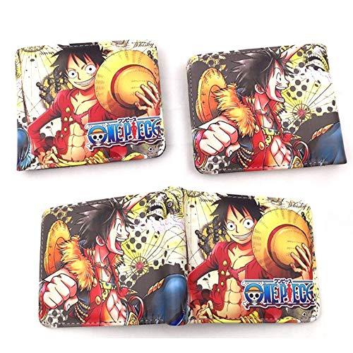 NOBRAND PAPHNN Anime Wallet Carteras De Juegos Cosplay