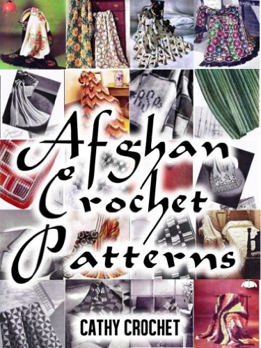 Afghan Crochet Patterns - Twenty Vintage Crochet Patterns for Modern ...
