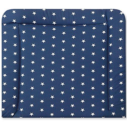 Wickeltischauflage 90x72cm Monofarbig