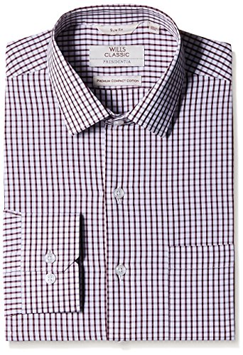 Wills Men's Formal Shirt