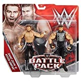 WWE Battle Pack Serie 44 Action Figures - Sami Zayn V Kevin Owens Arco Rivals