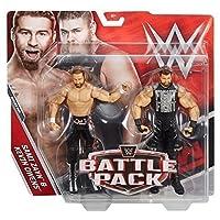WWE Battle Pack Serie 44 Action Figures - Sami Zayn V Kevin Owens Arco Rivals - Nuovo In Scatola & In Magazzino ! Solo Uno Spese Postali Prezzo Per Order