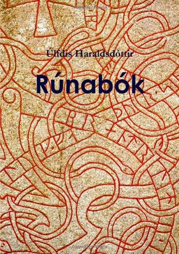 Rúnabók - Livre des runes par Úlfdís Haraldsdóttir