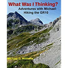 What Was I Thinking?: Adventures with Michael:  Hiking the GR10 (English Edition)