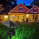 TYSYA Alimentato ad energia Solare proiettore di Natale All'aperto Cielo Stellato Palcoscenico Faretti Impermeabile Paesaggio Giardino Prato Festa Decorazione