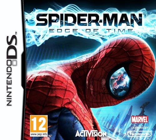 Spider Man - Edge of Time SAS (Nintendo DS) [UK IMPORT] (Ds-spiele Spiderman)