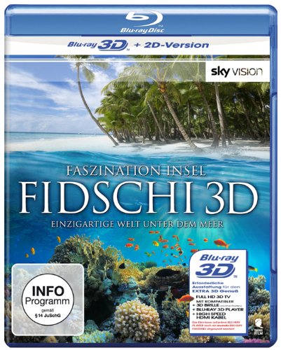 Fidschi [3D Blu-ray + 2D Version]