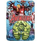 Marvel Avengers Fleece Decke
