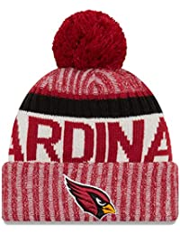 New Era - Arizona Cardinals - Beanie - Nfl Sideline 2017 - Red