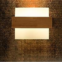 Kreative Holz Wandleuchte Einfache Wohnzimmer Gang Balkon Lampe Led Holz Schlafzimmer Nachttischlampe Beleuchtung preisvergleich bei billige-tabletten.eu