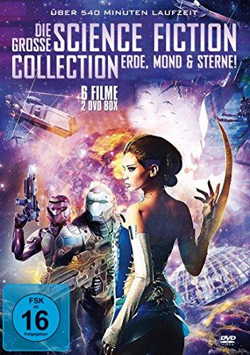 Bild von Die große Science Fiction Collection [2 DVDs]