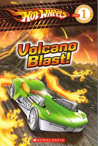 Volcano Blast! by Ace Landers (January 19,2010) par Ace Landers