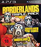 Borderlands: Triple Pack - PlayStation 3 - [Edizione: Germania]