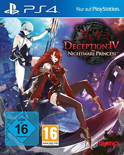 Deception 4: The Nightmare Princess