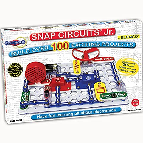 Elenco SC-100 100-1 Electronic Snap Circuits, SC-100