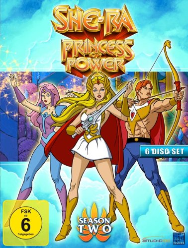 Princess of Power - Season 2 (6 DVDs)