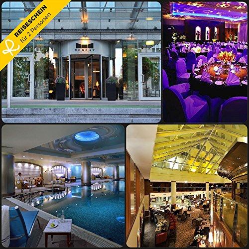 Luce del viaggio–3giorni 5* hotel regent warschau in der polacco capitale erleben–buono kurzreise kurzurlaub viaggio regalo