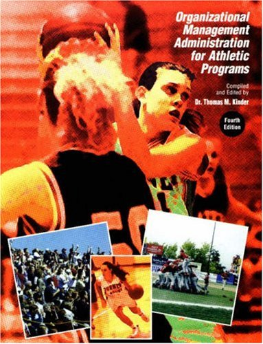 Organizational Management Administration for Athletic Programs