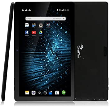 """Dragon Touch X10 Tablet 10.6"""" Android Tablet Octa Core 16GB Schwarz mit Mini HDMI"""