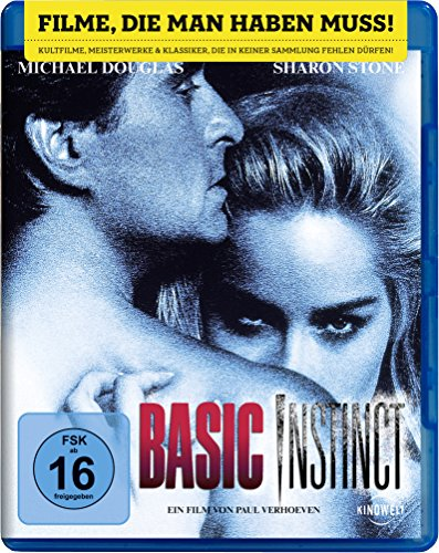Basic Instinct [Blu-ray] (Tot Super Mario Kostüm)