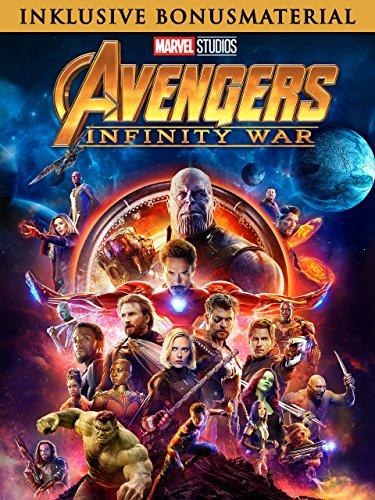 Avengers: Infinity War (inkl. Bonusmaterial) [dt./OV]