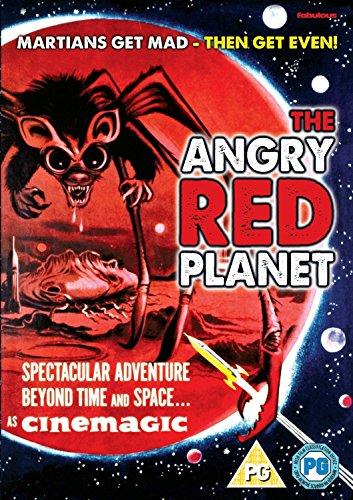 Preisvergleich Produktbild The Angry Red Planet [UK Import]