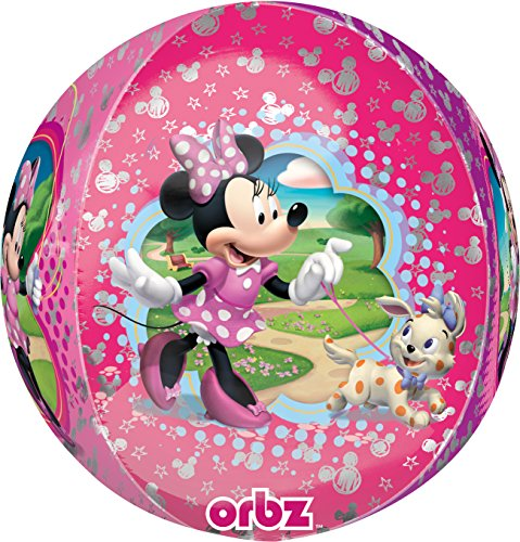 Amscan - Globos Minnie Mouse (2839401)
