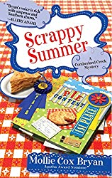 Scrappy Summer (A Cumberland Creek Mystery)