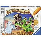 """Ravensburger 00737 - tiptoi Spiel """"Schatzsuche in der Buchstabenburg"""""""
