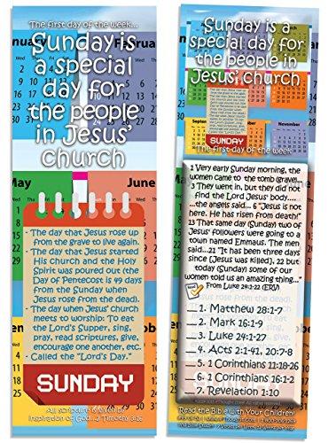 el-domingo-es-un-dia-especial-para-jesus-church-unidades-25-tarjetas