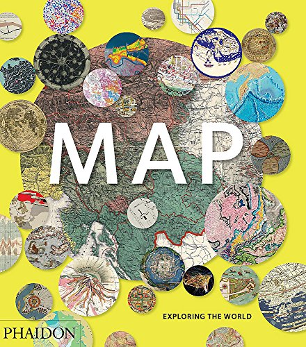 Map assembling the world in an image par Phaidon Editors