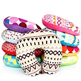 #2: SHOPEE Multicolor Travel Pillow