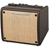 'Ibanez Troubadour T15II Home Wired Black, Brown Audio Amplifier – Audio-Verstärker (15 W, 6 Ohm, XLR/1 ⁄ 4 TRS, 235 mm, 210 mm, 218 mm)