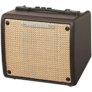 "Ibanez Troubadour T15II Home Wired Black, Brown audio amplifier - audio amplifiers (15 W, 6 Ω, XLR / 1⁄4"" TRS, 235 mm, 210 mm, 218 mm)"