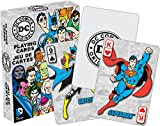 Aquarius DC Comics- Retro Spielkarten Deck