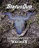 Status Quo - Down Down & Dirty at Wacken - Limitierte Blu-ray + CD Edition