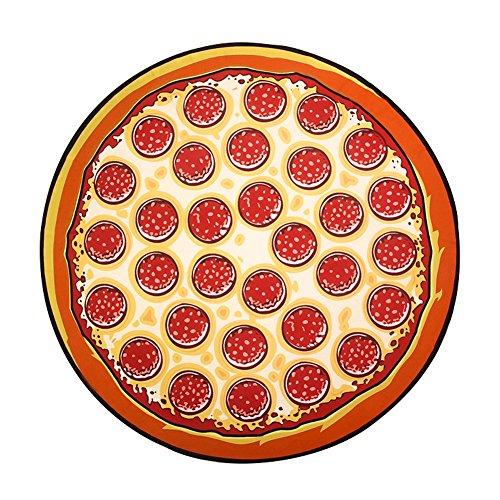 xuanle-hamburger-pizza-rund-strand-matt-beach-schal-yoga-matte-150cm-pizza