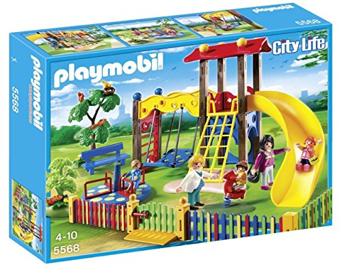 Playmobil - 5568 - Jeu De Construction - Square...