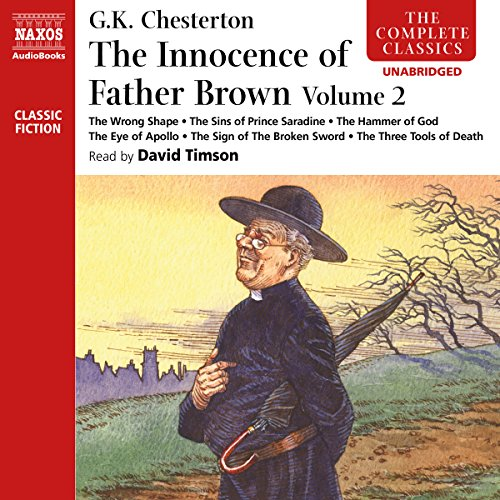 The Innocence of Father Brown, Volume 2  Audiolibri