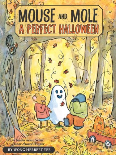 Mouse and Mole: A Perfect Halloween (A Mouse and Mole Story) (English Edition)