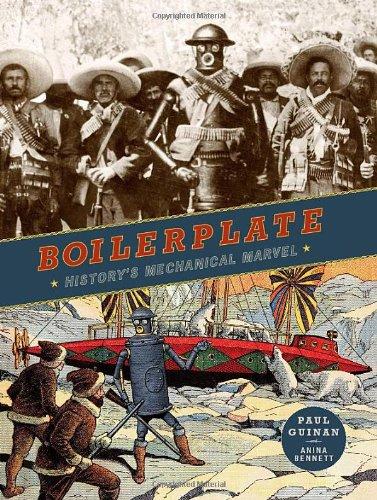 Boilerplate: History's Mechanical Mar: History's Mechanical Marvel