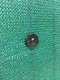 30 clips di fissaggio GRIPNET trattate anti-UV per tela di ocultacion su pannelli rigidi (diametro perno 5 mm)